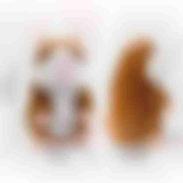 Hamster parlant interactif